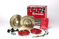 Brembo sada GRAND TURISMO přední Chevrolet 1500 Tahoe/Suburban/Avalanche -- rok výroby 2000> (1G1.9001A)