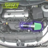 Air Intake System Green Speed'r Diadem CHEVROLET CORVETTE 5,7L i V8 výkon 253kW (344) typ motoru LS1 rok výroby 97-