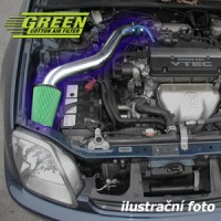 Air Intake System Green Speed'r Standart Corvette C6 6,0L i V8 (2 filters) výkon 294KW (400hp) -- od roku výroby 05-