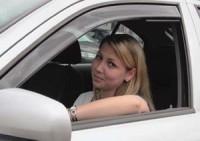 ofuky předních oken Chevrolet Lacetti